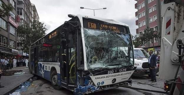 Dikimevi kazasında şoföre 22.5 yıl
