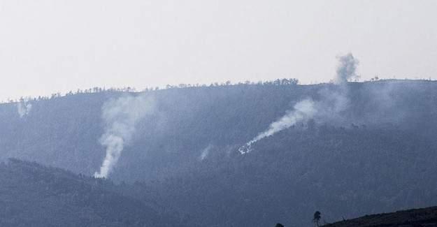 Esad ve Rusya Türkmenlere saldırmaya devam ediyor