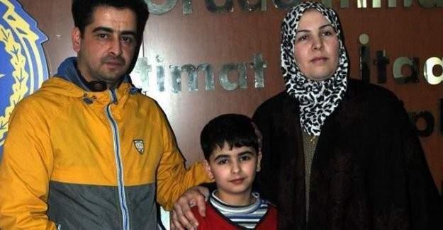 Fidye için kaçırılan çocuk kurtarıldı
