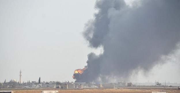 İngiltere de Suriye'de bombalamalara başladı