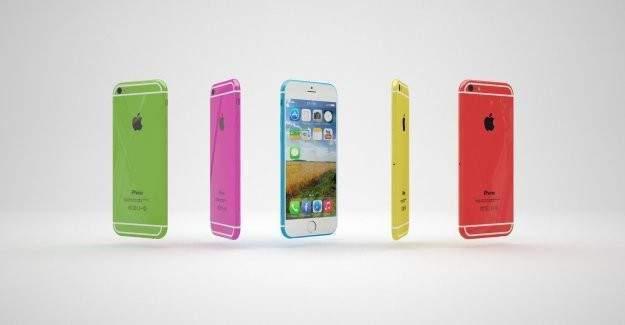 Iphone 4 inclik miniği iphone 6C'yi şubatta çıkartıyor