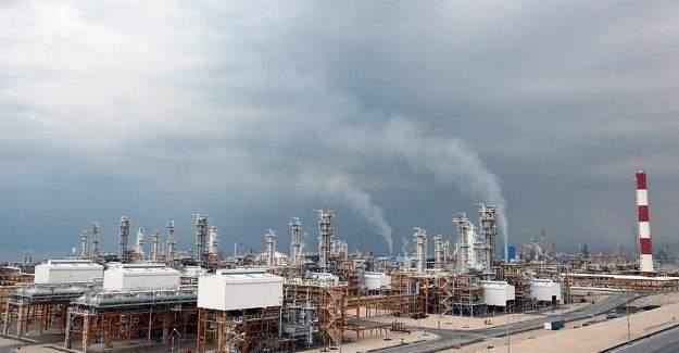 İran gazı mevsimsel azalma gösterdi