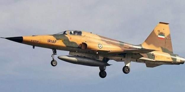 İran, havadan bombalayabilir