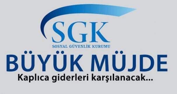 Kaplıca tedavileri SGK tarafından karşılanıyor
