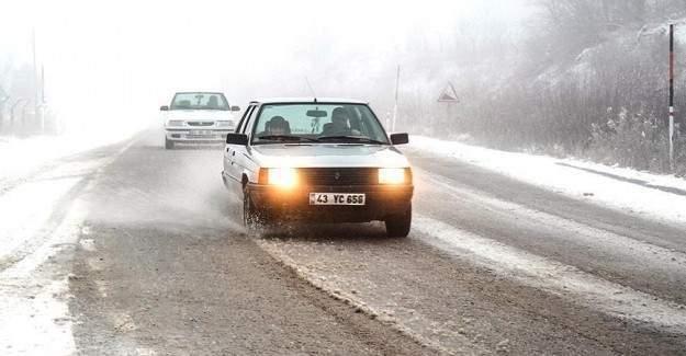 Karlı havalarda bunlara dikkat!