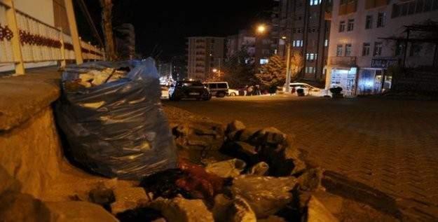 Mardin'de  çöp poşetine tuzaklanan 150 kilo patlayıcı imha edildi