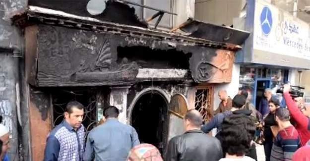 Mısır'da gece kulübüne saldırı: 16 ölü