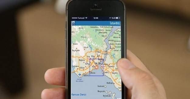 Mobil uygulamalarla hayat kolaylaşıyor