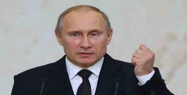 Putin'den askeri yetkililere: Çok sert davranmanızı emrediyorum