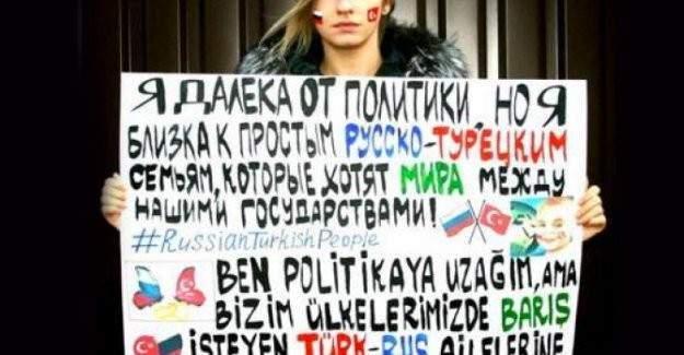Rus şarkıcıdan iki ülke için barış çağrısı