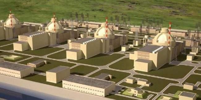 Rusya nükleer santral inşaatını durdurdu