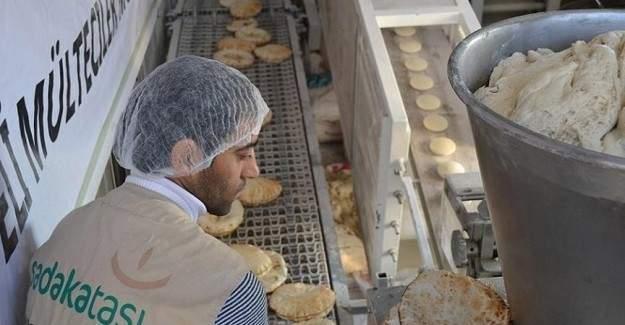 Sadakataşı Derneğinden Suriye'ye 3 milyon liralık yardım