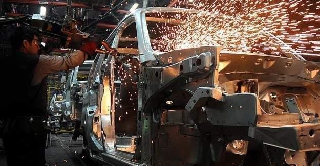Sanayi üretiminde sevindiren gelişme
