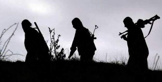 Şırnak'ta PKK'dan kaçan 8 kişi teslim oldu