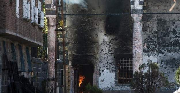 PKK tarihi camiye saldırdı