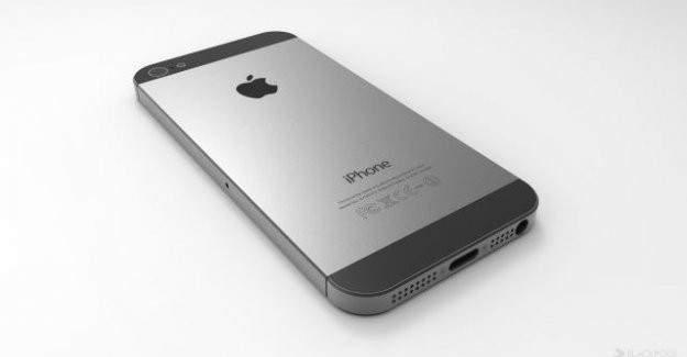 4 inç'lik bir iPhone 5E gelmeye hazır!