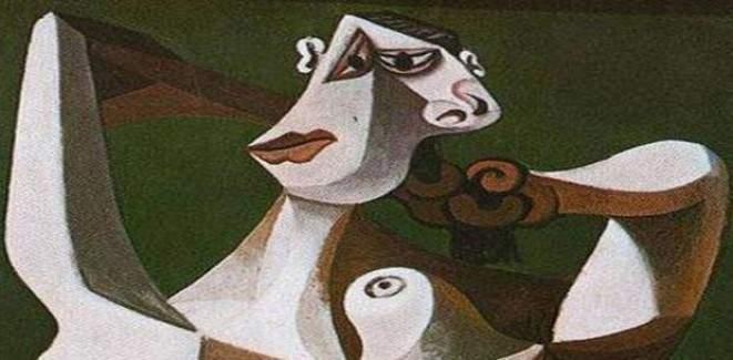 76 yıllık Picasso tablosu kaçakçılardan kurtarıldı