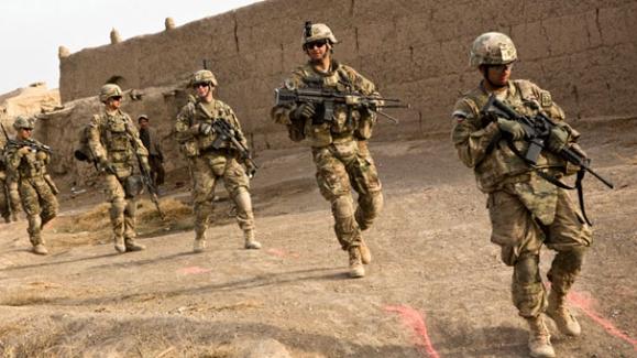 ABD askerleri, DAEŞ ile Afganistan'da savaşacak