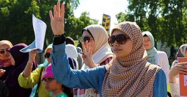 ABD'deki Müslüman sayısı iki katına çıkacak