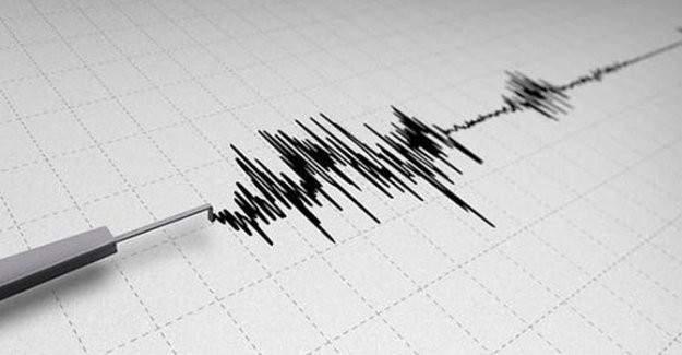 Ankara'da 5 şiddetinde deprem meydana geldi - 10 Ocak 2016