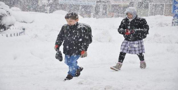 Balıkesir'in o ilçelerinde okullar tatil!