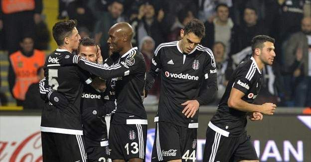 Beşiktaş ev sahipliği yapacak