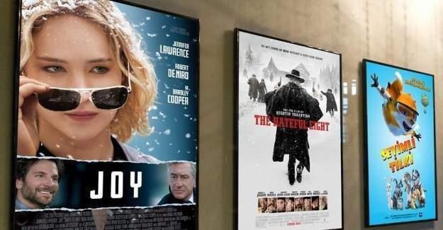 Vizyonda bu hafta 6 yeni film var