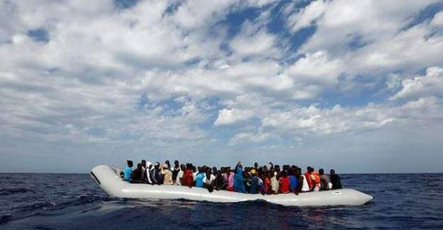 Ege'de yine göçmen faciası