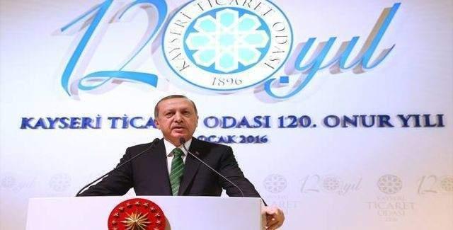 Erdoğan'dan 1128 akademisyene sert ifadeler!