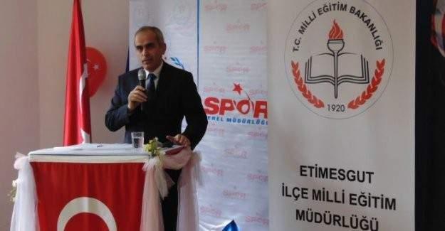 Etimesgut'ta hemsball okulu açıldı