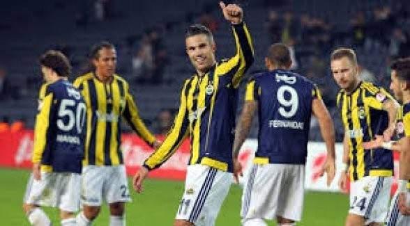 Fenerbahçe : 1 - Kayserispor : 0 maç sonucu - 30 Ocak Cumartesi