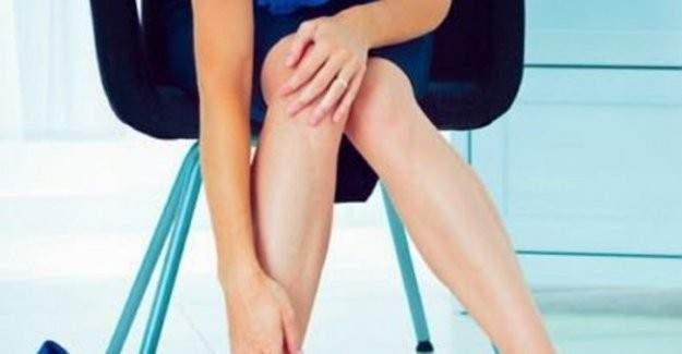 Geçmeyen diz ağrıları hakkında uzmanlar şaşırttı