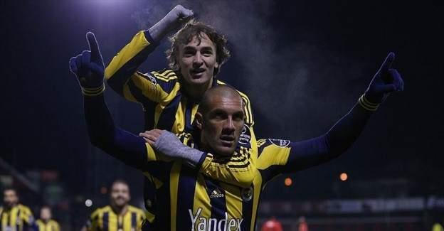 """Fenerbahçe """"kar'lı"""" çıktı !"""