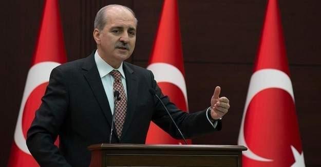Kurtulmuş, 'Hasmane tutum her iki ülkeye de zarar verir'