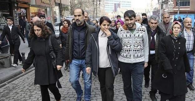 HDP'li gruba ateş açıldı!