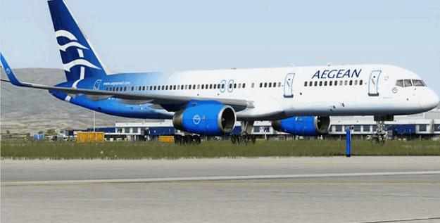 İsrailliler istedi, Filistinliler uçaktan atıldı