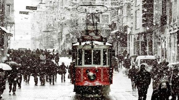 İstanbul'da kar yağışı ne kadar sürecek