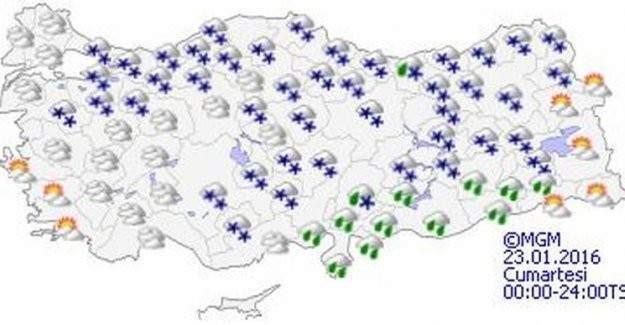 İstanbul'da yeni kar yağışı ne zaman olacak?