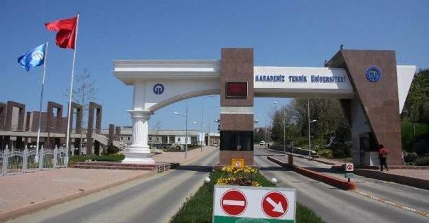 Karadeniz Teknik Üniversitesi sözleşmeli personel ilanı