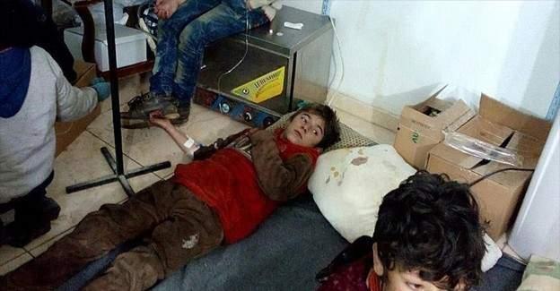Suriye'de insanlık dramı son ermiyor