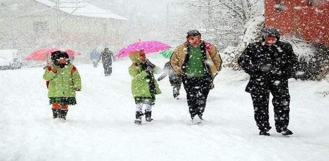Muğla'nın o ilçesinde okullar tatil!