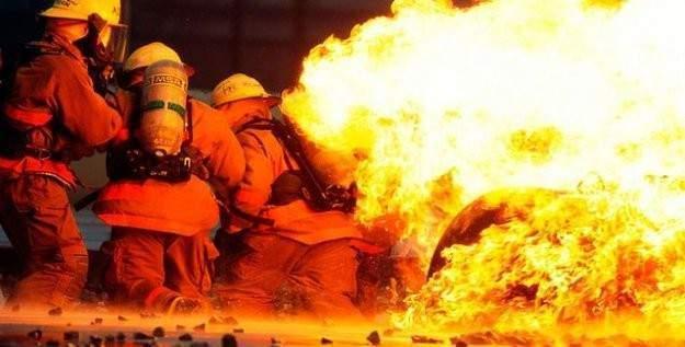Öğrenci yurdunda yangın çıktı!