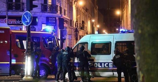 Paris'teki saldırıların patlayıcıları Brüksel'den