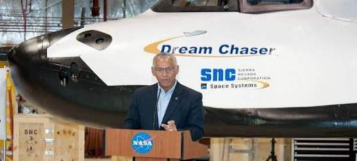 SNC, NASA'nın kargolarını taşımaya hazır!