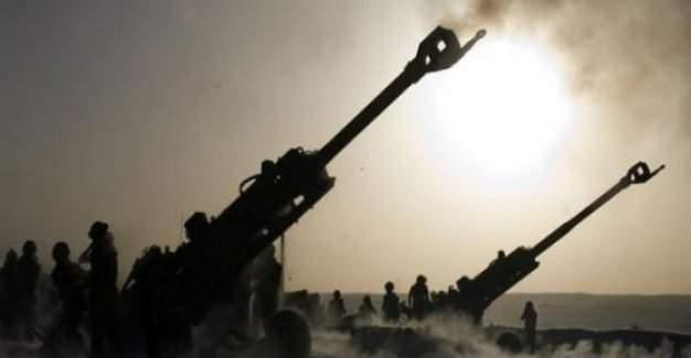 Roketler Rus yapımı! TSK karşılık veriyor !
