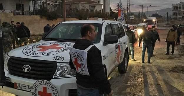 Uluslararası Kızılhaç Komitesi Sözcüsü Fakhr: Madaya'da sağlıklı tek kişi göremedik