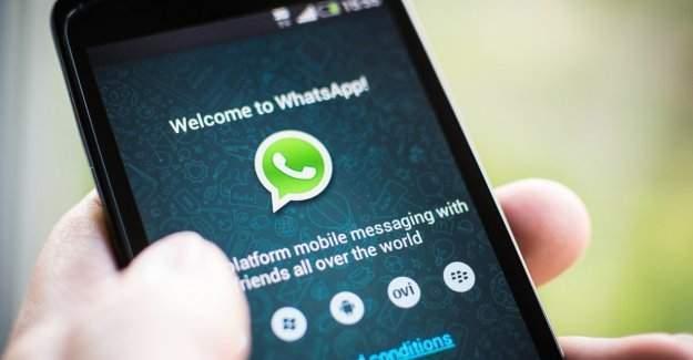 WhatsApp'ta mesaj gönder - WhatsApp'ta mesaj oku
