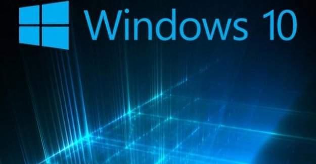 Windows 10 bir kez daha şaşırttı