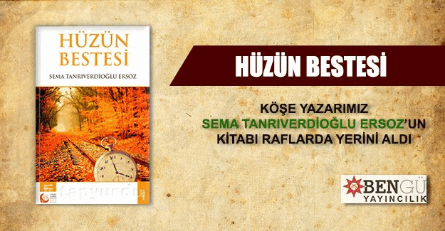 Yazarımız Sema Tanrıverdioğlu Ersöz'ün imza günü