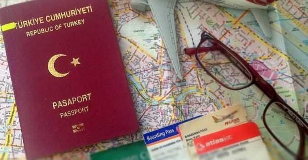 Yurtdışı'nda yaşan Türkiye'de yaşayanın 3'te 1'i fiyatına pasaport alacak